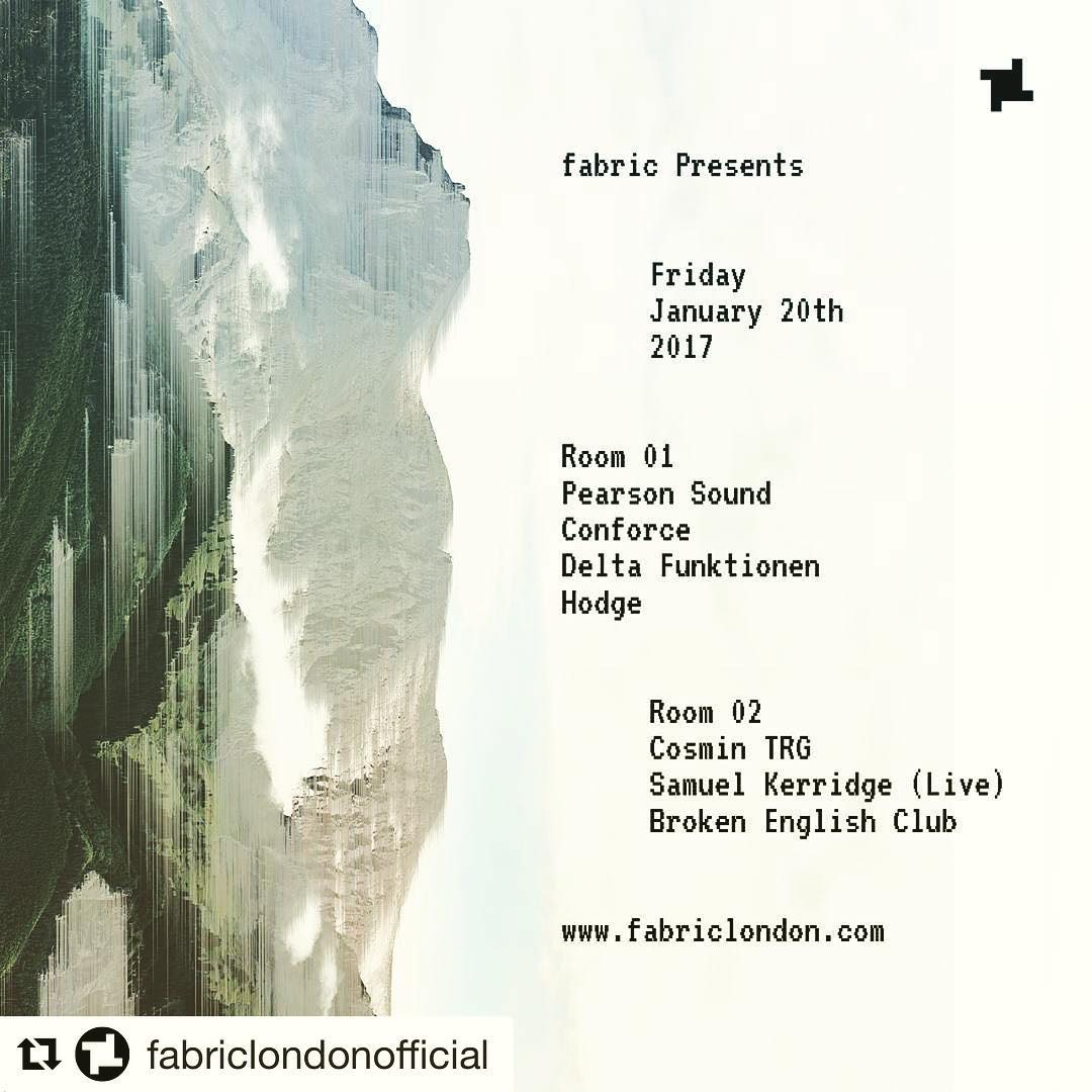 the famous London club fabriclondonofficial is back! Programme just announcedhellip